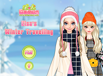 Elsa Calatorie Iarna