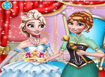 Elsa Ceremonie de Incoronare