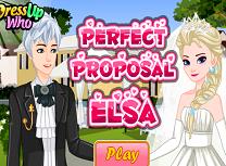 Elsa Cererea Perfecta