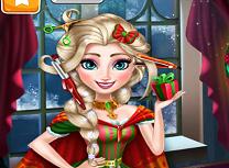 Elsa Coafuri de Craciun 2