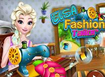 Elsa Croitoreasa la Moda