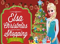Elsa Cumparaturi de Craciun