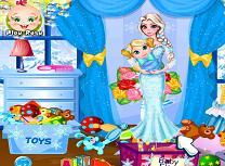 Elsa Curata Camera Copilului