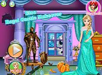 Elsa Curata Castelul