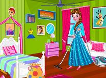 Elsa Curata Dormitorul