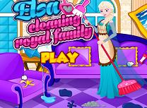 Elsa Curatenie in Castel