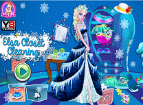 Elsa Curatenie in Dulap