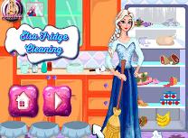 Elsa Curatenie in Frigider