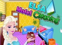 Elsa Curatenie la Motel