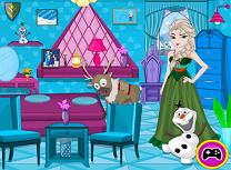 Elsa Decor in Camera