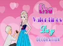 Elsa Decoratii de Ziua Indragostitilor