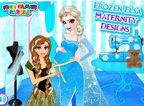 Elsa Design Pentru Gravide
