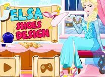 Elsa Design de Pantofi