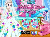 Elsa Design de Rochii de Mireasa
