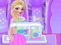Elsa Designer de Rochii