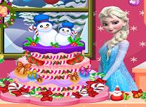 Elsa Distractie de Iarna