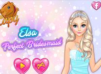 Elsa Domnisoara de Onoare Perfecta