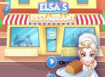 Elsa Face Mancare Vegetariana