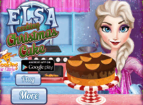 Elsa Gateste Prajitura de Craciun