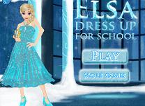 Elsa Haine Pentru Scoala