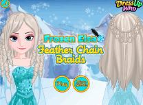 Elsa Impleteste Parul