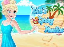 Elsa In Vacanta de Primavara