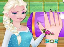 Elsa Ingrijirea Unghilor