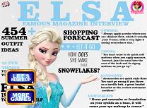 Elsa Interviu
