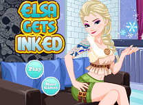 Elsa Isi Face Tatuaj