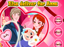 Elsa Livrare Pentru Anna