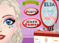 Elsa Machiaj Pentru Petrecere