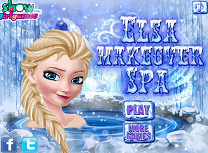 Elsa Machiaj si Spa