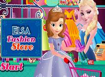 Elsa Magazin de Haine