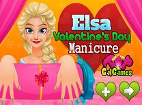 Elsa Manichiura de Ziua Indragostitilor