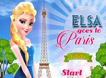 Elsa Merge la Paris