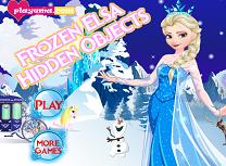 Elsa Obiecte Ascunse