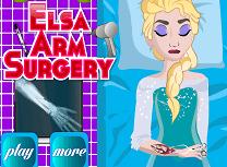 Elsa Operatie la Mana