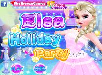 Elsa Petrecere de Sarbatori