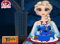 Elsa Prajitura de Halloween