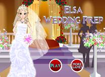 Elsa Pregatire de Nunta