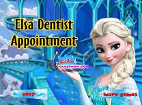 Elsa Programare la Dentist