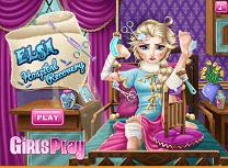 Elsa Recuperare la Spital