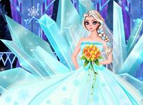Elsa Rochia Perfecta Pentru Nunta