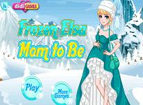 Elsa Se Pregateste Sa Fie Mamica