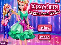 Elsa Si Anna Staruri Rock