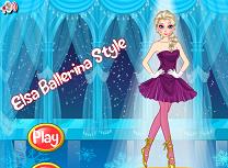 Elsa Stil de Balerina