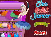 Elsa Tinute de Balerina