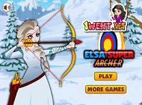 Elsa Trage cu Arcul