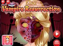 Elsa Tratament de Vampir