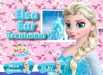 Elsa Tratament la Ureche